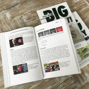 Secrets to Big Money Fundraising book by John and Christian Shimer