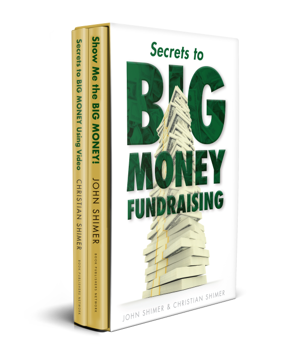 Non profit fundraising help with the Secrets to Big Money Fundraising