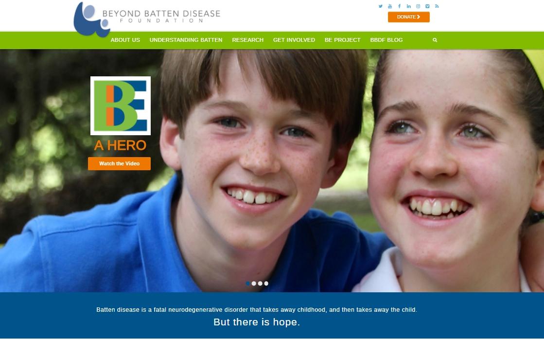 Beyond Batten Foundation. Big Money Fundraising.