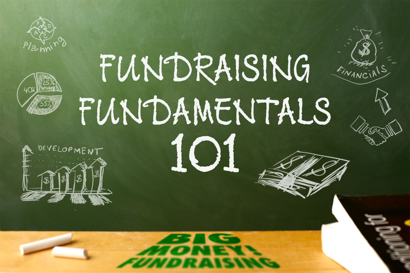 Learn Big Money Fundraising 101